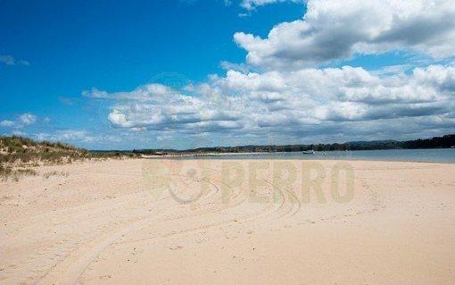 Playa el Puntal, Somo