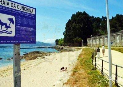 Playa de Cunchina