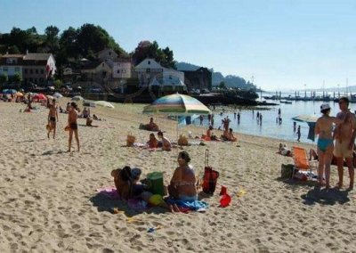 Playa de Chapela