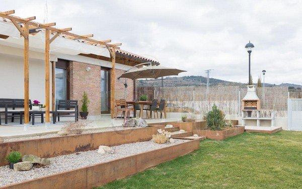 casa baigora de alquiler completo donde ir con perro en Navarra.