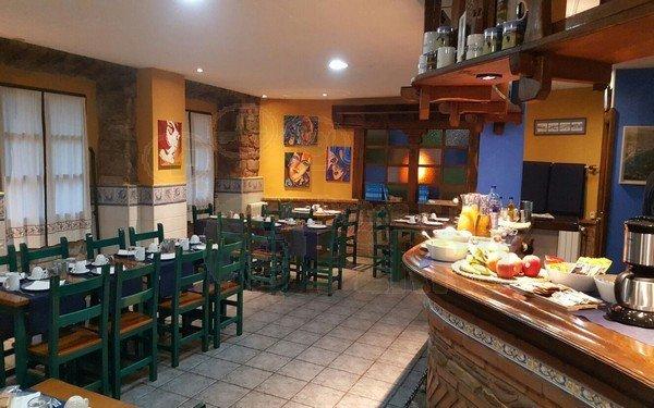 hotel piloñés es un precioso alojamiento en Asturias que admite perros.