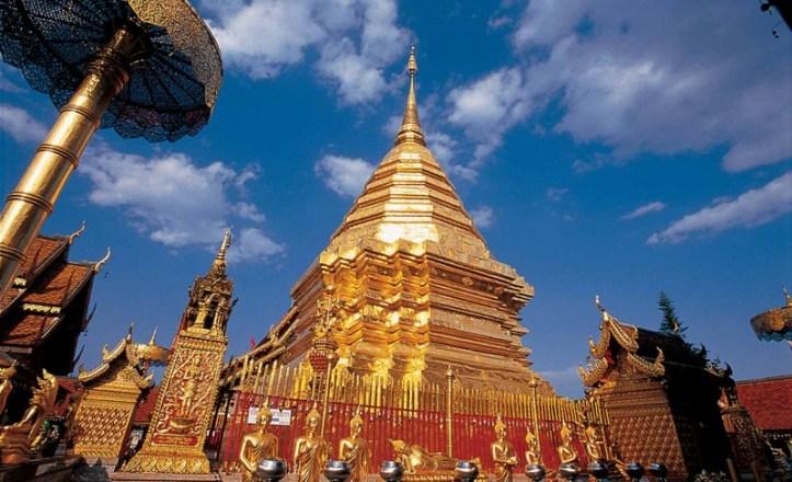 Tailandia-Templo-Dourado