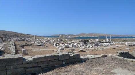 grecia delos 2009
