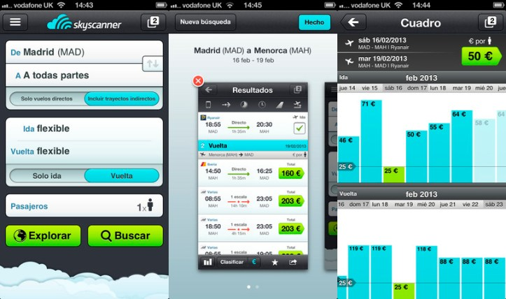 Collage-Skyscanner