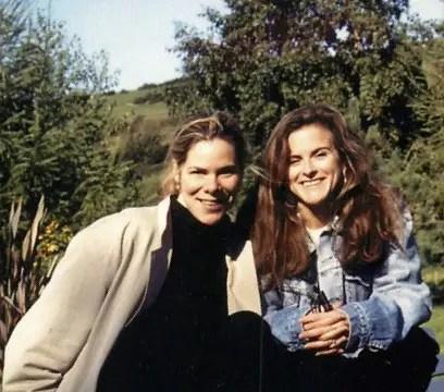 Ann and Ann Ireland 1993