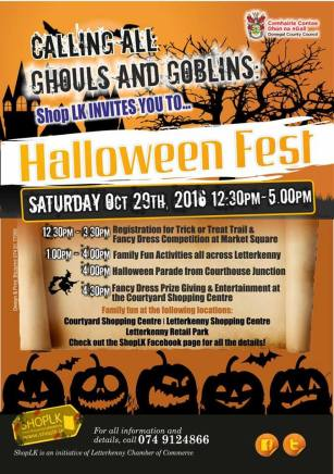 Halloween Fest 2016