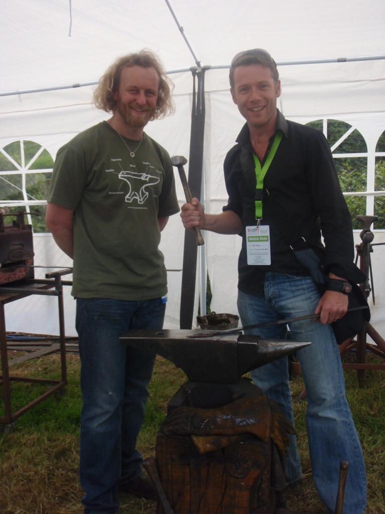 peter-donegan-and michael budd blacksmith