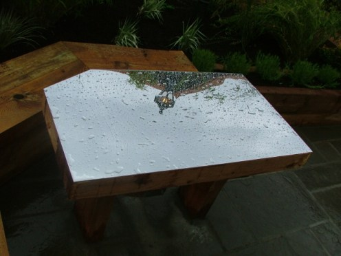 small-garden-mirror surface