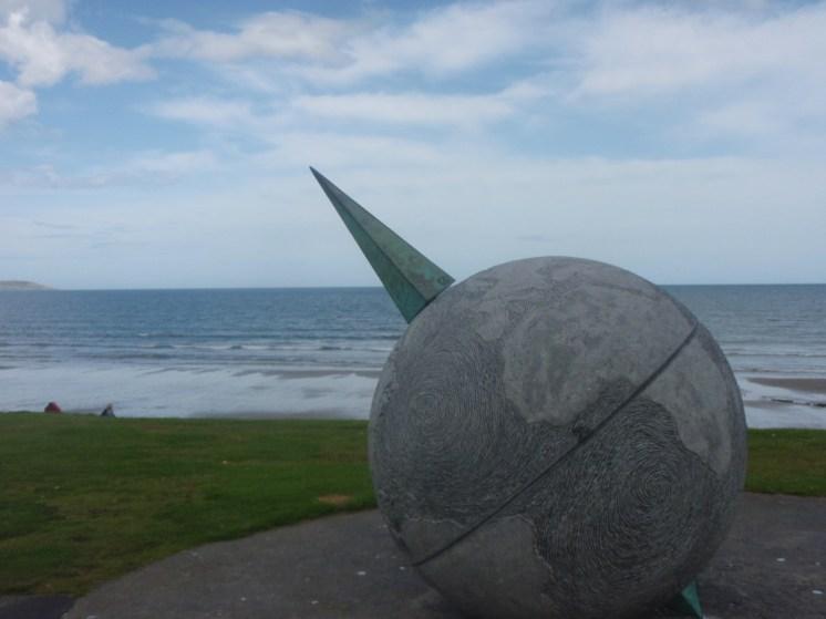 portmarnock-beach co-dublin-southern cross monument