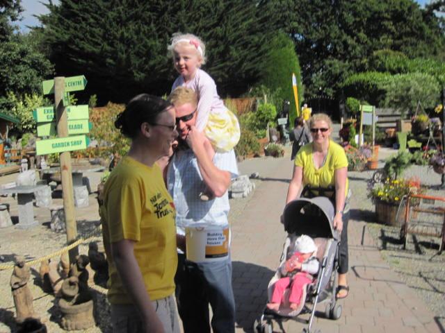 peter donegan garden weekend niall mellon township trust