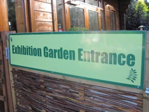 garden exhibition centre