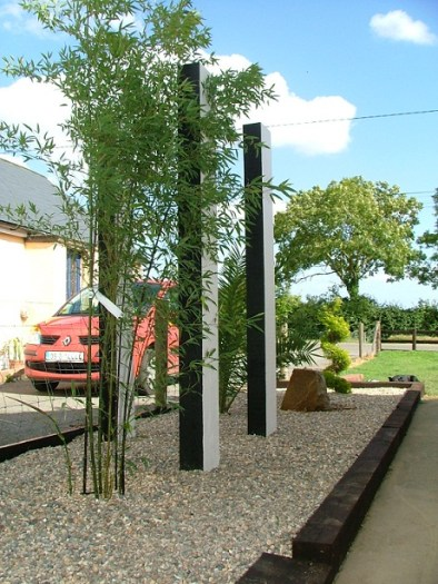 side garden idea