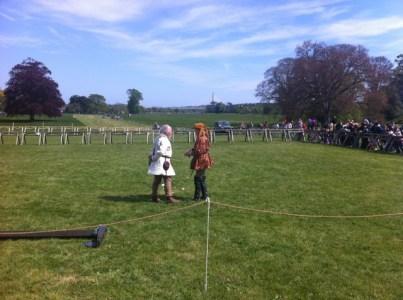 reenactments at oldbridge country fair (3)