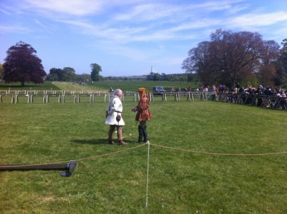 reenactments at oldbridge country fair (3)