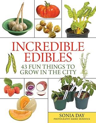 Incredible Edibles book Sonia Day