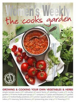 Women's weekly the cook's garden