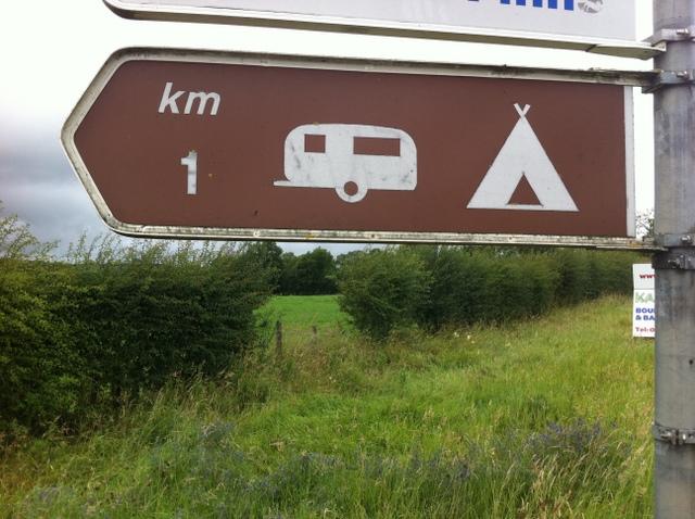 lough ramor caravan camping
