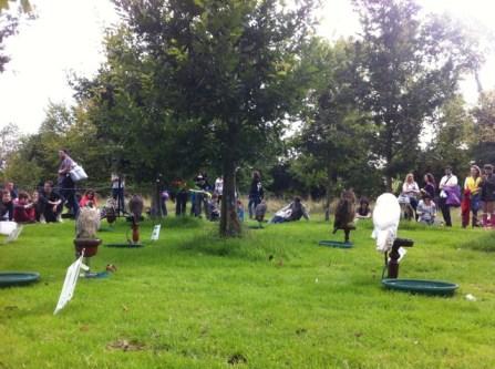 newgrange falconry - spirit of folk 2011 (2)