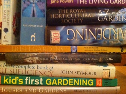 top 10 gardening books 2011