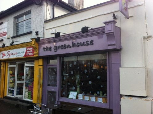 the green house coffee shop