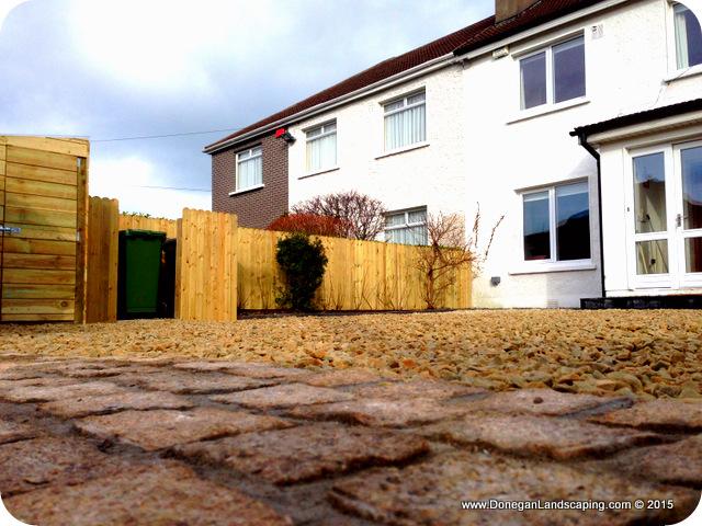 front garden landscaping, monkstown dublin (3)