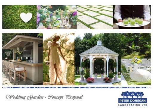 wedding garden, bloom 2016, donegan