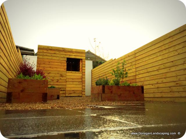 donegan landscaping dublin, back garden (4)