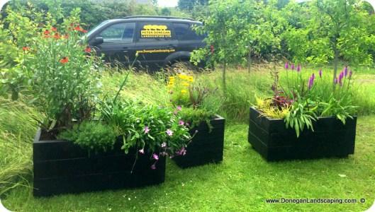 hand made, garden planters, dublin (3)