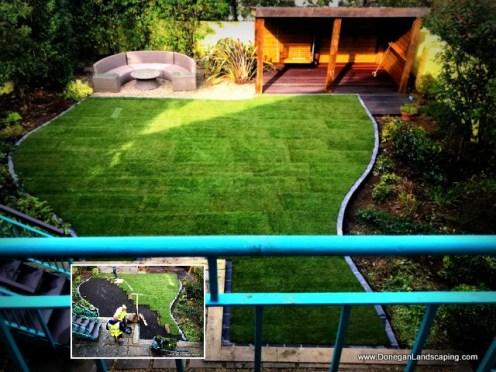 landscaping, howth, dublin