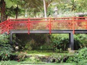 red green, gardens