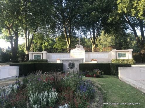 Monument aux Morts, Peronne (2)