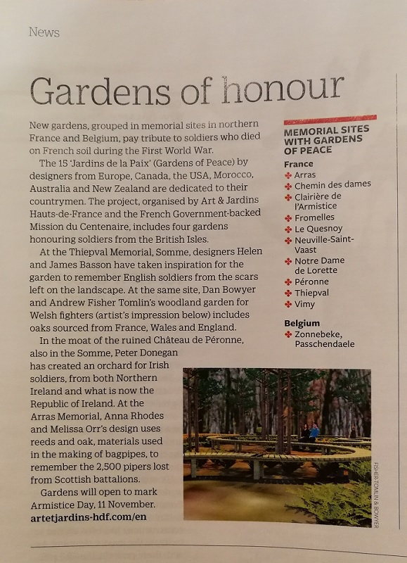 RHS, Garden Magazine, Peter Donegan