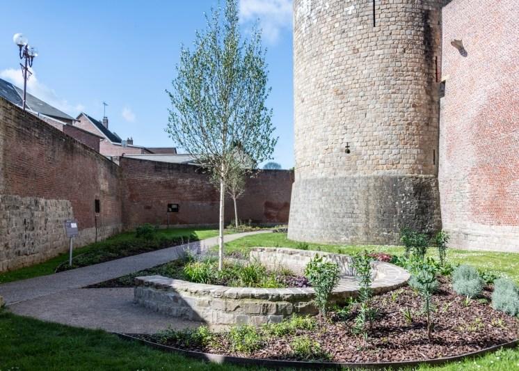 Jardin, Historial Peronne, photo©Aurélien ROGER (2)