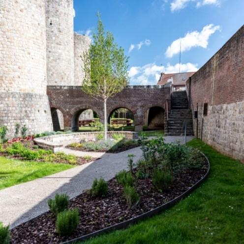 Jardin, Historial Peronne, photo©Aurélien ROGER (6)