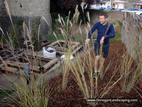 planting, jardin historial peronne