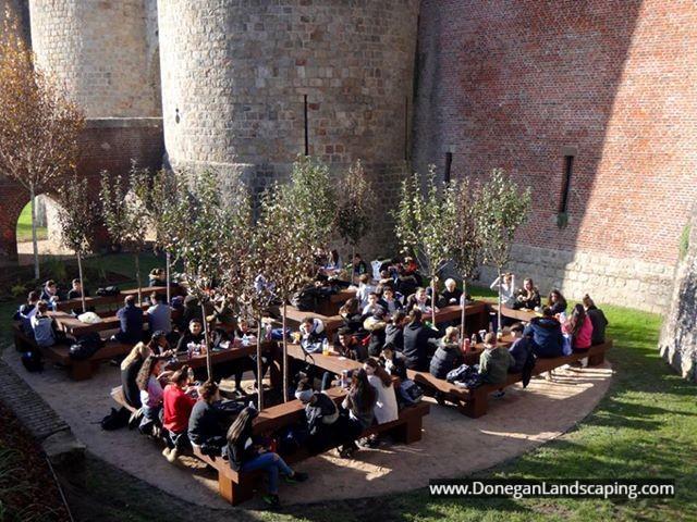 seating, jardin, historial de la grande guerre, peronne