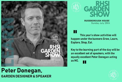 peter donegan, rhsi garden talks