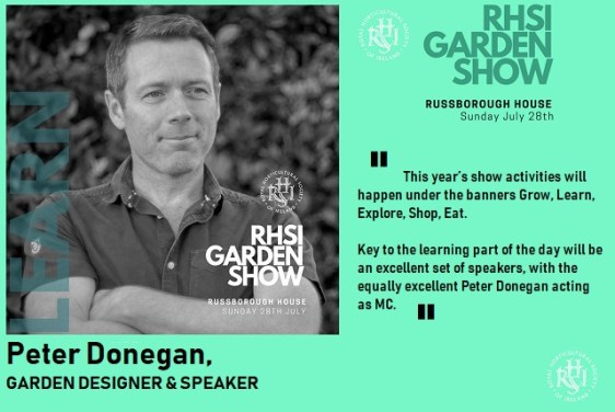 peter donegan, rhsi garden talks