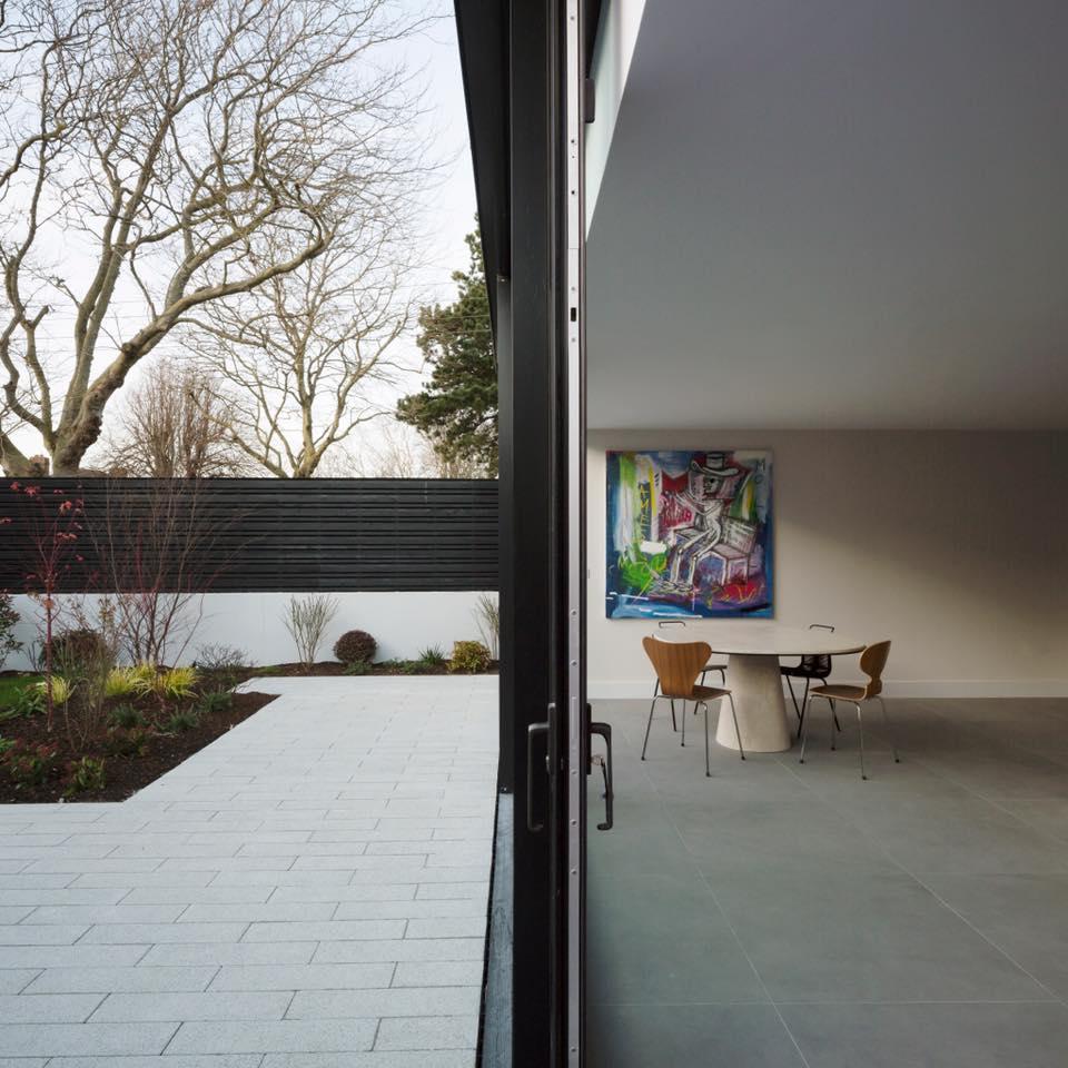 clanforce construction, odkm architects, garden design donegan