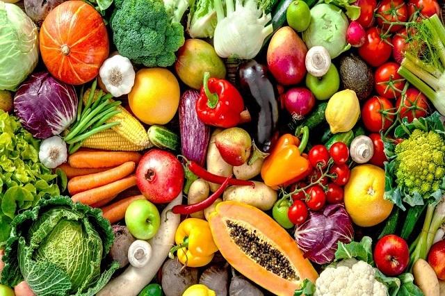 vegetarian diet fiber
