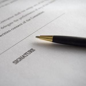 life insurance signature