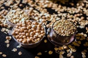 cereals fiber healthy vitamins