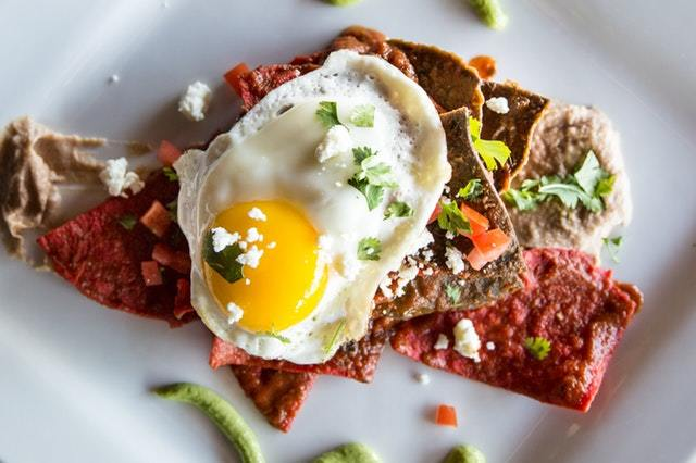 protein vitamin scrambled eggs