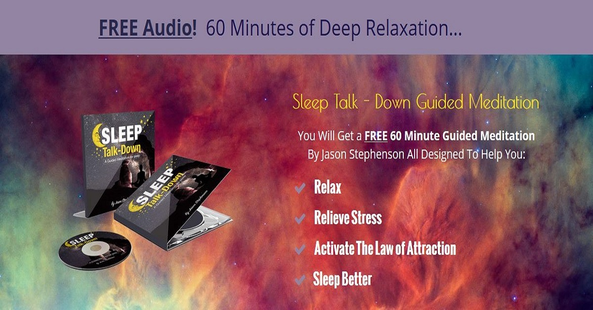 60 minutes guided meditation