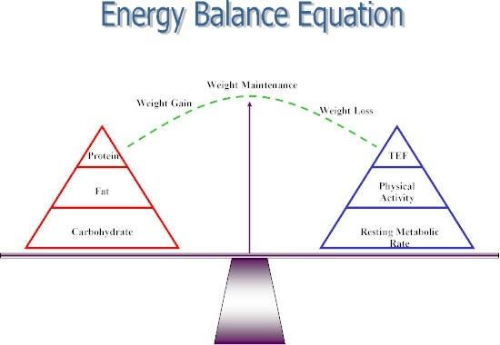 energy balance equation 1