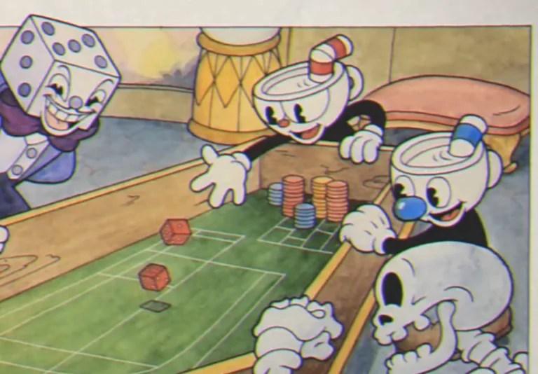 Cuphead, un jeu qui est vieux • 1
