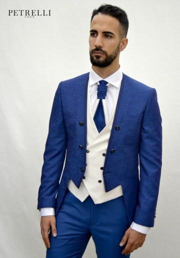Colección de trajes de novio de Petrelli para Don Félix