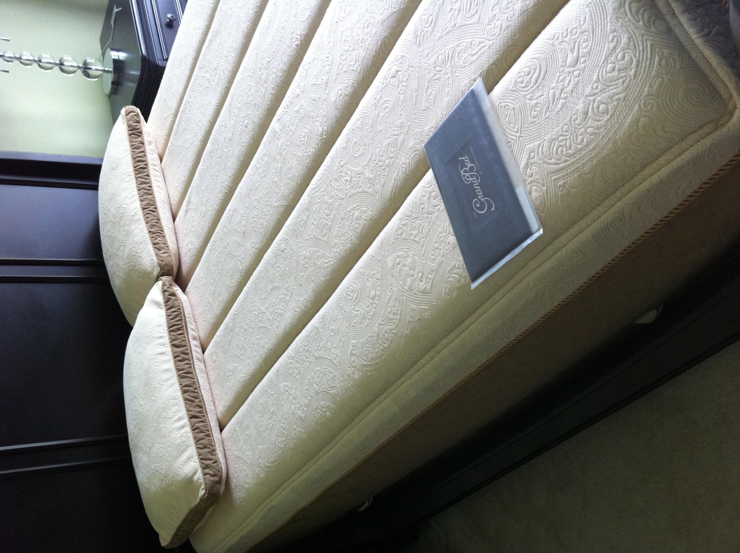 tempur pedic grand mattress initial