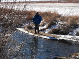 Kanopolis Lake dam, Kansas fly fishing