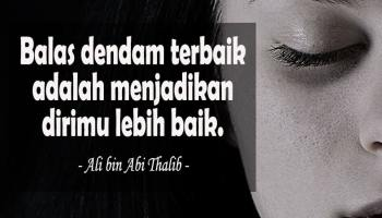 Kata-Kata Mutiara Muslim Ali Bin Abi Tholib